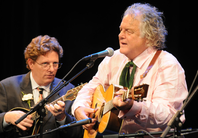 Tim O'Brien and Peter Rowan