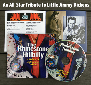 An All-Star Tribute to Little Jimmy Dickens